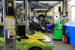 Evergreen Garage Workshop