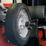 Specialist wheel balancing