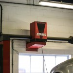 All four wheel alignment system